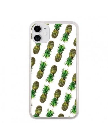Coque iPhone 11 Ananas Pineapple Fruit - Eleaxart