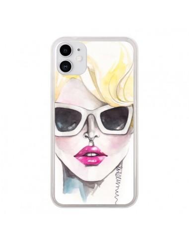 Coque iPhone 11 Blonde Chic - Elisaveta Stoilova