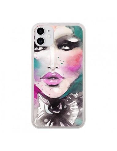 Coque iPhone 11 Love Color Femme - Elisaveta Stoilova