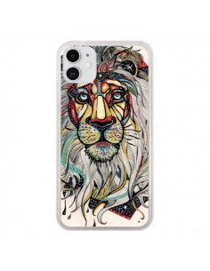 Coque iPhone 11 Lion Leo - Felicia Atanasiu