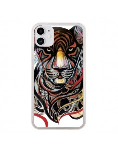 Coque iPhone 11 Tigre - Felicia Atanasiu