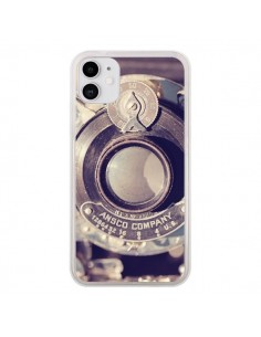 Coque iPhone 11 Appareil Photo Vintage Findings - Irene Sneddon