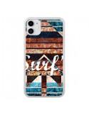 Coque iPhone 11 Surf's Up Ete Azteque - Ebi Emporium