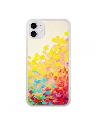 Coque iPhone 11 Creation in Color - Ebi Emporium