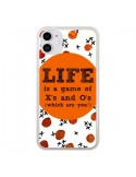 Coque iPhone 11 Life is a Game XoXo - Ebi Emporium