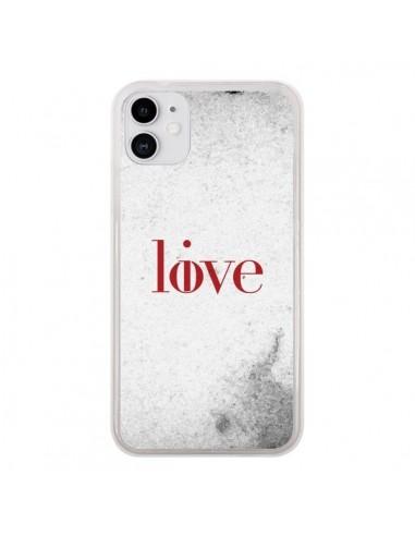 Coque iPhone 11 Love Live - Javier Martinez