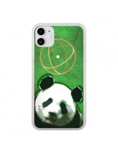 Coque iPhone 11 Panda Spirit - Jonathan Perez