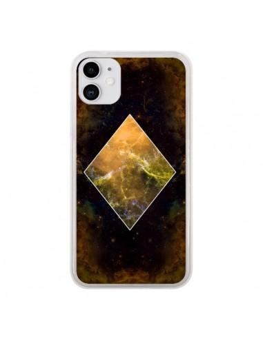 Coque iPhone 11 Nebula Diamond Diamant Galaxie - Jonathan Perez
