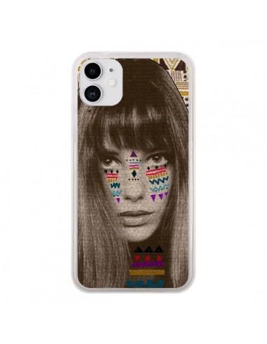Coque iPhone 11 Jane Azteque - Kris Tate