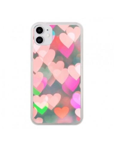 Coque iPhone 11 Coeur Heart - Lisa Argyropoulos