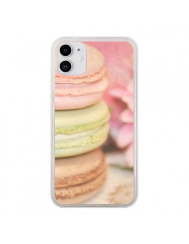 Coque iPhone 11 Macarons - Lisa Argyropoulos