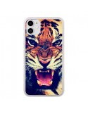 Coque iPhone 11 Tigre Swag Roar Tiger - Laetitia