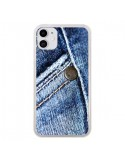 Coque iPhone 11 Jean Vintage - Laetitia