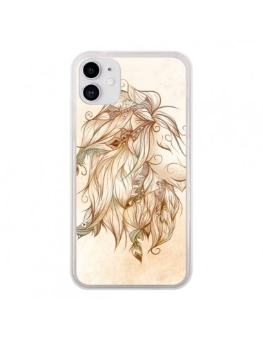 Coque iPhone 11 Poetic Lion - LouJah