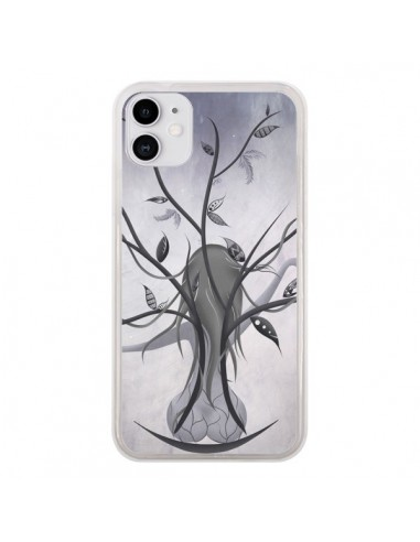 Coque iPhone 11 The Dreamy Tree Arbre Magique - LouJah