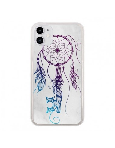 Coque iPhone 11 Key to Dreams Clef Rêves Couleur - LouJah