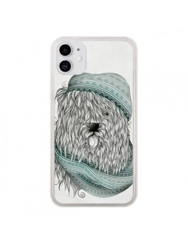 Coque iPhone 11 Shaggy Dog Chien - LouJah