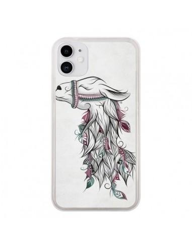 Coque iPhone 11 Llama Lama - LouJah