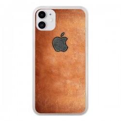 Coque iPhone 11 Style Cuir - Maximilian San