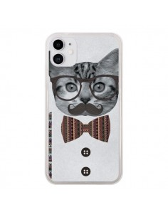 Coque iPhone 11 Chat - Borg