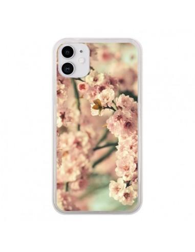 Coque iPhone 11 Fleurs Summer - R Delean