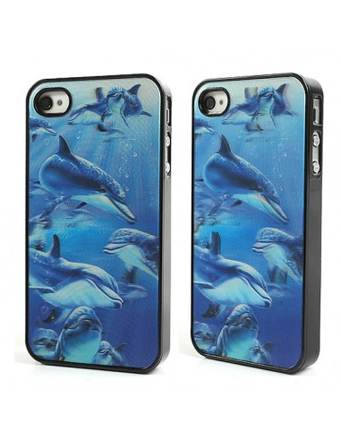 coque iphone 4 dauphin