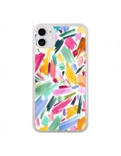 Coque iPhone 11 Artist Simple Pleasure - Ninola Design