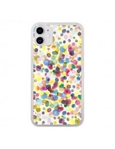 Coque iPhone 11 Color Drops - Ninola Design