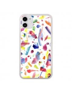 Coque iPhone 11 Colorful Summer Flavours - Ninola Design