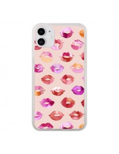 Coque iPhone 11 Spring Days Pink - Ninola Design