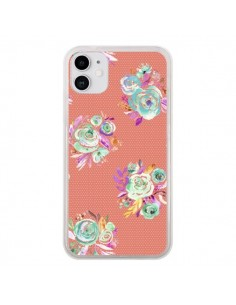 Coque iPhone 11 Spring Flowers - Ninola Design