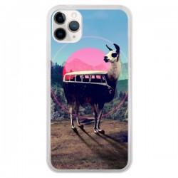 Coque iPhone 11 Pro Llama - Ali Gulec