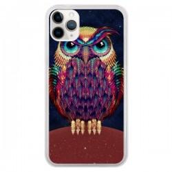 Coque iPhone 11 Pro Chouette Owl - Ali Gulec