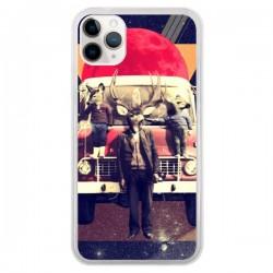 Coque iPhone 11 Pro Cerf Le Camion - Ali Gulec