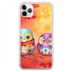Coque iPhone 11 Pro Chouette Arbre - Annya Kai