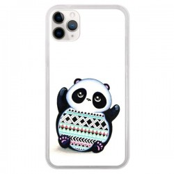 Coque iPhone 11 Pro Panda Azteque - Annya Kai