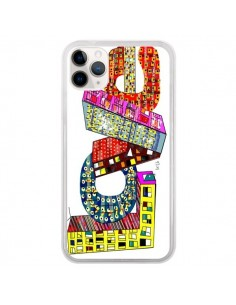 Coque iPhone 11 Pro Love Street - Bri.Buckley