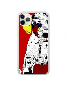 Coque iPhone 11 Pro Chien Russel - Bri.Buckley