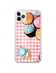 Coque iPhone 11 Pro Petit Dejeuner Cupcakes - Benoit Bargeton