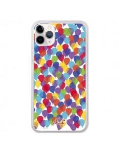 Coque iPhone 11 Pro Ballons La Haut - Enilec