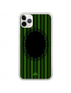 Coque iPhone 11 Pro Camée Squelette Rose et Bleue - Enilec