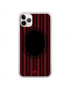 Coque iPhone 11 Pro Camée Squelette Bleue - Enilec