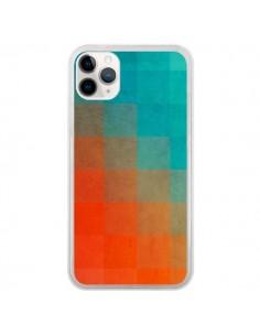 Coque iPhone 11 Pro Beach Pixel Surface - Danny Ivan