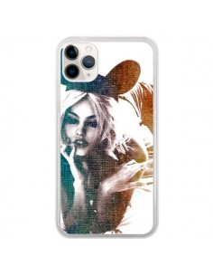 Coque iPhone 11 Pro Mickey Lady - Daniel Vasilescu