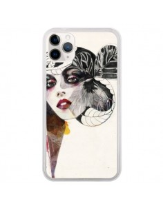 Coque iPhone 11 Pro Flower Girl - Felicia Atanasiu