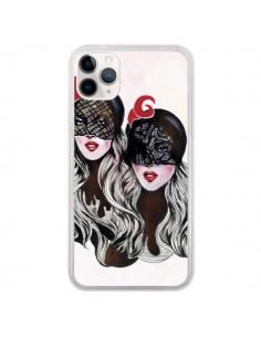 Coque iPhone 11 Pro Gemini Jumelles - Felicia Atanasiu