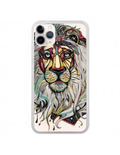 Coque iPhone 11 Pro Lion Leo - Felicia Atanasiu