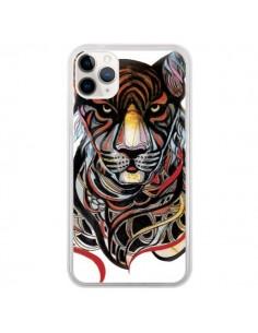 Coque iPhone 11 Pro Tigre - Felicia Atanasiu