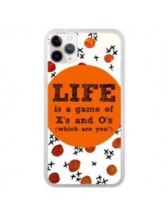 Coque iPhone 11 Pro Life is a Game XoXo - Ebi Emporium