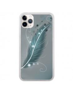 Coque iPhone 11 Pro Plume Magique - LouJah